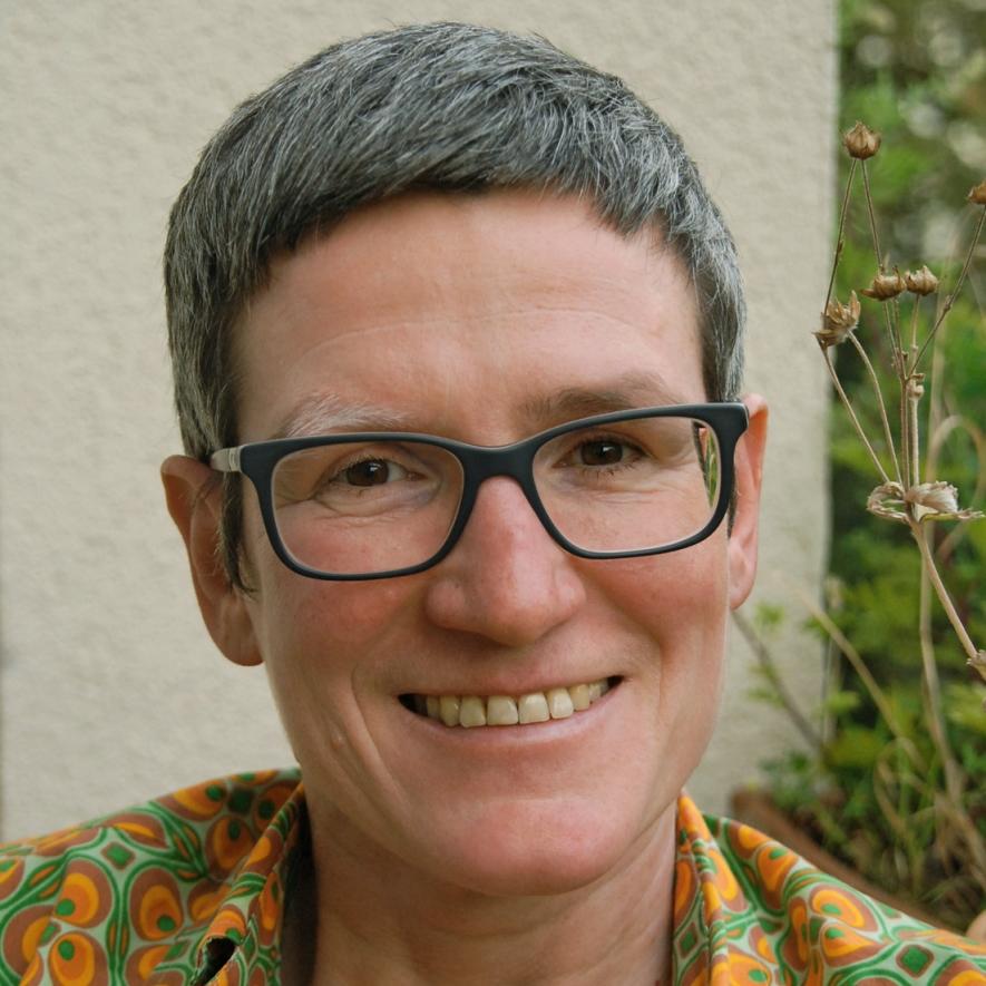 Porträt Silke Buttgereit