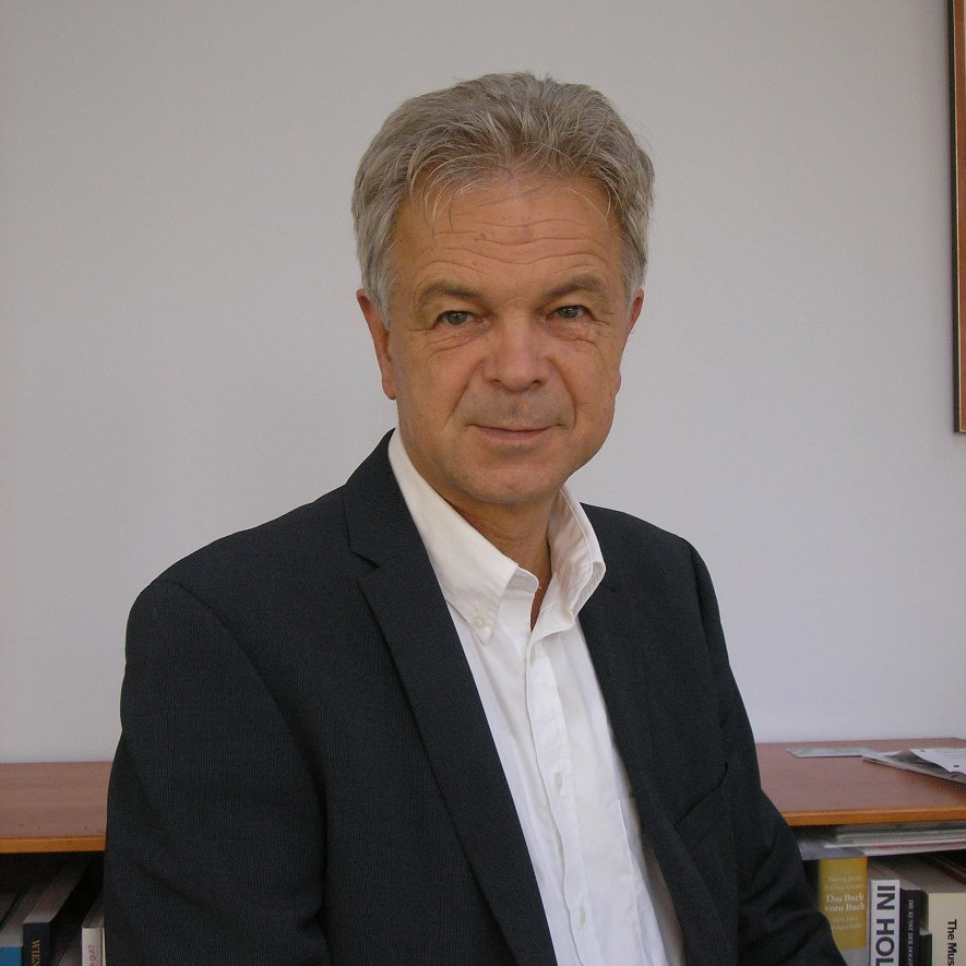 Porträt Dr. Harry Olechnowitz