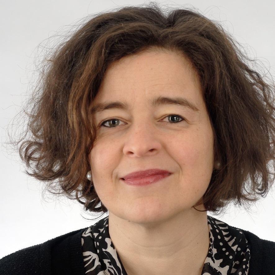 Porträt Ulrike Ostermeyer
