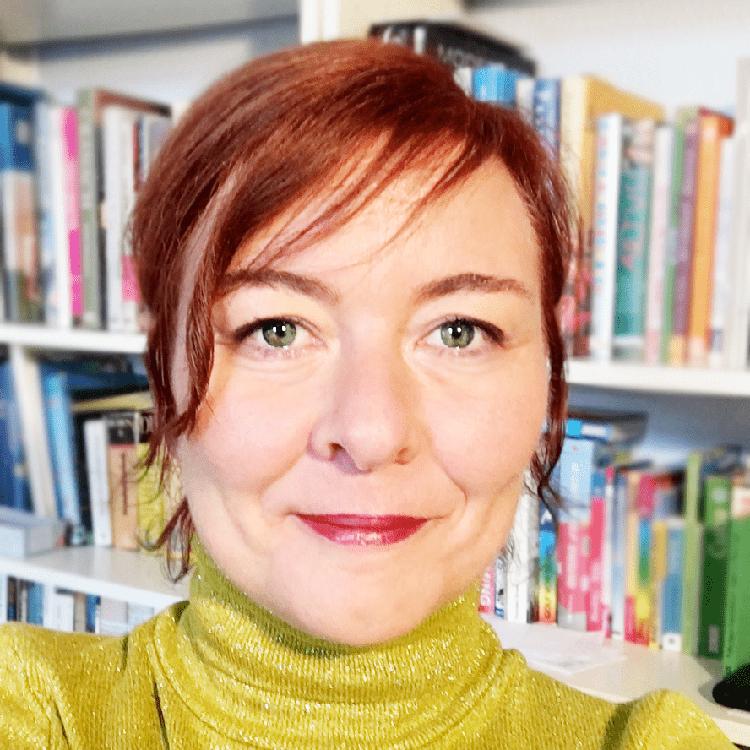 Porträt Christiane Hahn