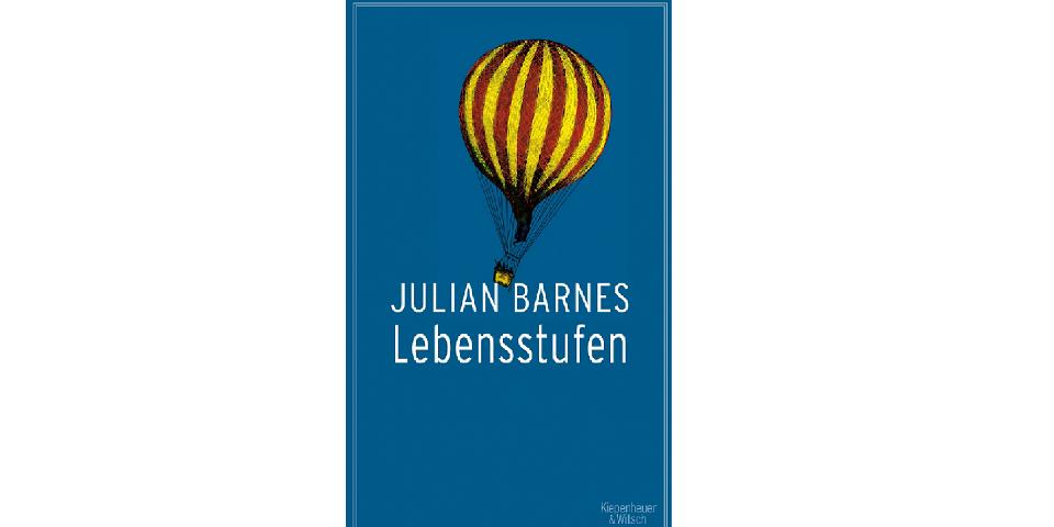 Cover zu Julian Barnes, Lebensstufen